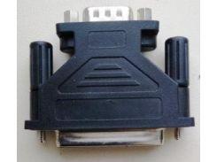 Переходник 25пин на 9 пин (мама-папа) COM порт RS-232