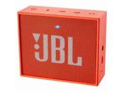 GO Wireless Speaker (JBLGOORG) Orange (офіційна гарантія)