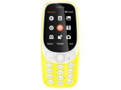3310 Dual Sim (2017) Yellow (офіційна гарантія)