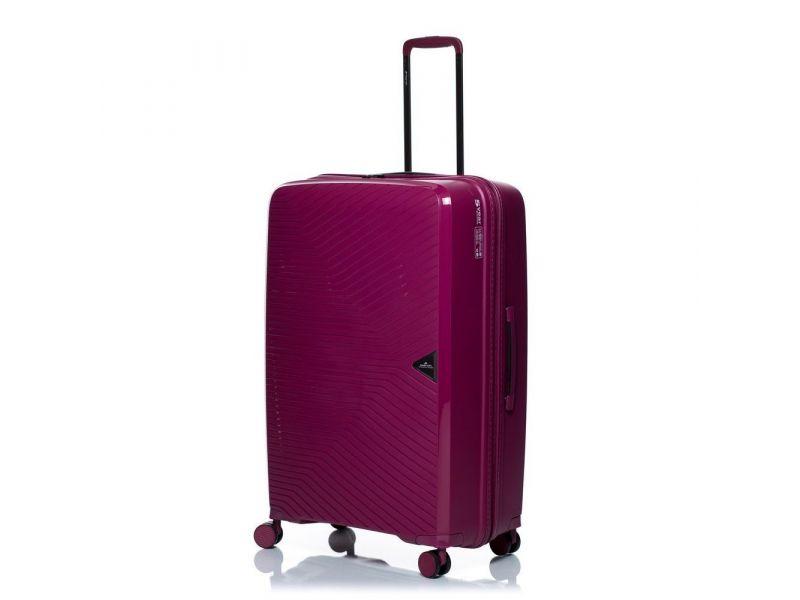 Чемодан March Gotthard 1201 02 (Фиолетовый) большой купить недорого ... 60d98897ff1