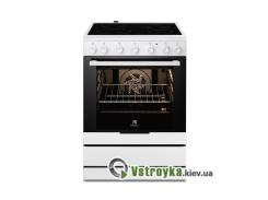 Электрическая кухонная плита Electrolux EKC 6150 AOW
