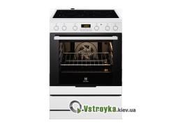 Электрическая кухонная плита Electrolux EKC 6450 AOW