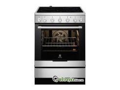 Электрическая кухонная плита Electrolux EKC 6150 AOX