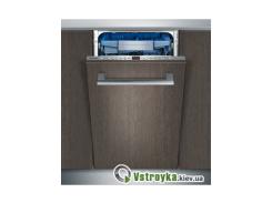 Встраиваемая посудомоечная машина Siemens SR 66T099 EU