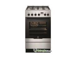 Газовая кухонная плита Electrolux EKK 54552 OX