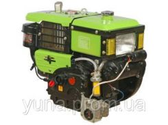 Двигатель дизельный  с электростартером ДД190ВЭ