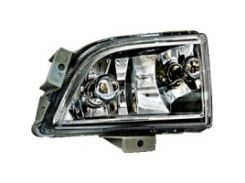 Противотуманная фара для Chevrolet Aveo '05-06 правая (FPS)