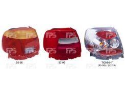 Фонарь задний для Audi A4 седан '95-99 правый (DEPO) 1324883E