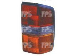 Фонарь задний для Nissan Patrol (Gr60 Y60) '90-97 правый (DEPO) 3-х цветный