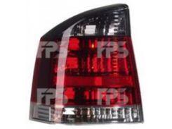 Фонарь задний для Opel Vectra C '02-08 левый (DEPO) дымчато-красный 1222695