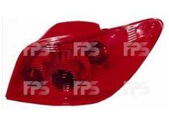 Фонарь задний для Peugeot 307 хетчбек '01-05 правый (DEPO) 550-1923R-LD-UE