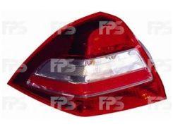 Фонарь задний для Renault Megane седан '06-08 правый (DEPO) 551-1969R-UE