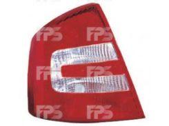 Фонарь задний для Skoda Octavia A5 '05-09 лифтбек (А5) правый (DEPO) 1Z5945112A