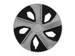 Колпаки на колеса R14 LUNA RING MIX (Jestic)