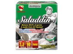 Фумигатор-очиститель с ароматом леса Bullsone Saladdin Car 165 гр.