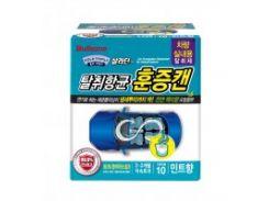 Фумигатор-очиститель с ароматом мяты Bullsone PolarFamily Car 184,6 гр.