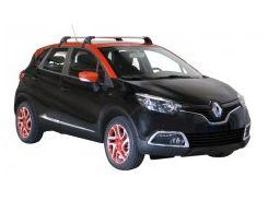 Багажник на крышу для Renault Captur '13-, до края опоры (Whispbar-Prorack)