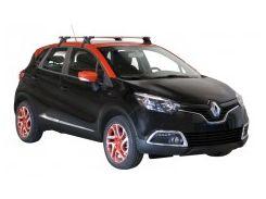 Багажник на крышу для Renault Captur '13-, сквозной (Whispbar-Prorack)