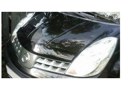 Дефлектор капота для Nissan Note '06-13 (EGR)
