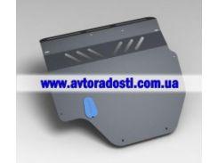 Защита картера двигателя для Kia Sorento '09 (3мм) 2,4 МКПП/АКПП