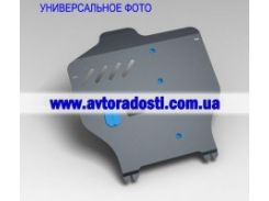 Защита картера двигателя для Nissan Juke '11- (2 мм) 1,6 бензин АКПП/МКПП