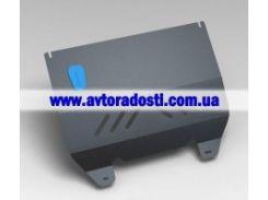 Защита картера двигателя для Nissan Murano '08- (2 мм) 3,5 АКПП/МКПП