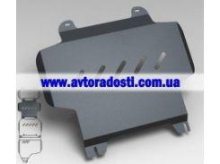 Защита картера двигателя для Nissan Patrol '10- (3 мм) 5,6 бензин, АКПП