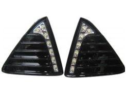Дневные ходовые огни для Ford Focus '12- V2 (LED-DRL)