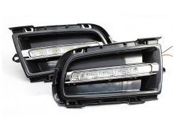 Дневные ходовые огни для Mazda 6 '05-08 (LED-DRL)