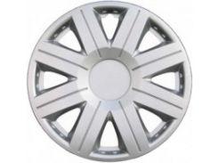 Колпаки на колеса R15 Cosmos Silver (Jestic)