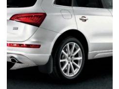 Брызговики задние для Audi Q5 '13-17 Оригинальные ОЕМ 8R0075101B