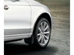 Брызговики передние для Audi Q5 '13-17 Оригинальные ОЕМ 8R0075111B
