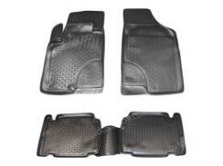 Коврики в салон для Hyundai Veracruz (ix55) '06-12 полиуретановые (L.Locker)