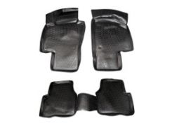 Коврики в салон для Volkswagen Passat B6 '05-10 полиуретановые (L.Locker)