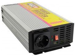 Инвертор / преобразователь напряжения Pulso ISU-1000, 1000Вт