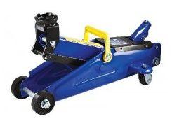 Домкрат автомобильный гидравлический подкатной 2 т. в кейсе ДП-20007К  (Витол)