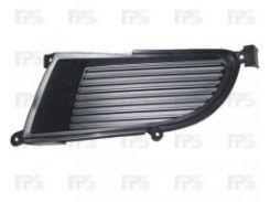 Решетка бампера для Mitsubishi Lancer 9 '04-06 без ПТФ, правая (нижняя) (FPS)