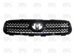 Решетка радиатора для Toyota RAV4 '06-08 черная (FPS)