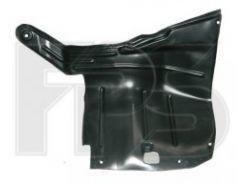 Защита двигателя пластиковая для Daewoo Nexia '95-08 правая (FPS)