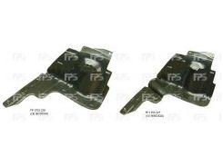 Защита двигателя пластиковая для Chevrolet Aveo '06-09, правая (OE 96398984) (FPS)