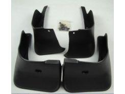 Брызговики для Toyota Corolla '07-13 полный комплект (AVTM)