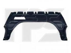 Защита двигателя пластиковая для Seat Ibiza '02-08, бензин(FPS)