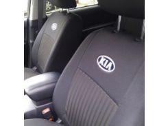 Авточехлы для салона Kia Ceed Pro '06-12 (Элегант)