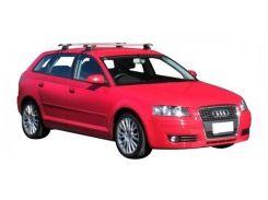 Багажник на крышу для Audi A3 '04-12, сквозной (Whispbar-Prorack)