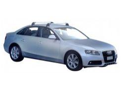 Багажник на крышу для Audi A4 '08-, до края опоры (Whispbar-Prorack)