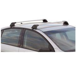 Багажник в штатные места для BMW 3 E91 Touring '05-11, до края опоры (Whispbar-Prorack)