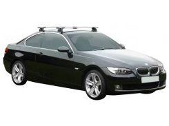 Багажник в штатные места для BMW 3 E92 '05-11, сквозной (Whispbar-Prorack)