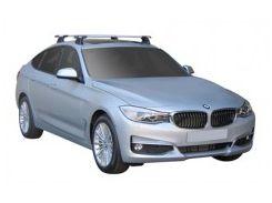 Багажник в штатные места для BMW 3 F30 '12-, сквозной (Whispbar-Prorack)