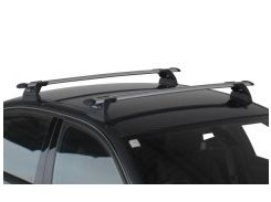 Багажник в штатные места для BMW 5 F07 GT '09-, сквозной (Whispbar-Prorack)