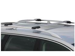 Багажник на рейлинги для BMW X5 E70 '07-13, вровень рейлинга (Whispbar-Prorack)